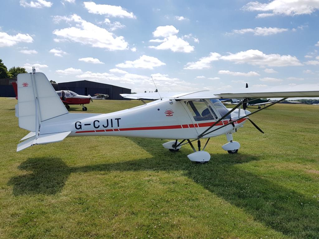 G-CJIT C42