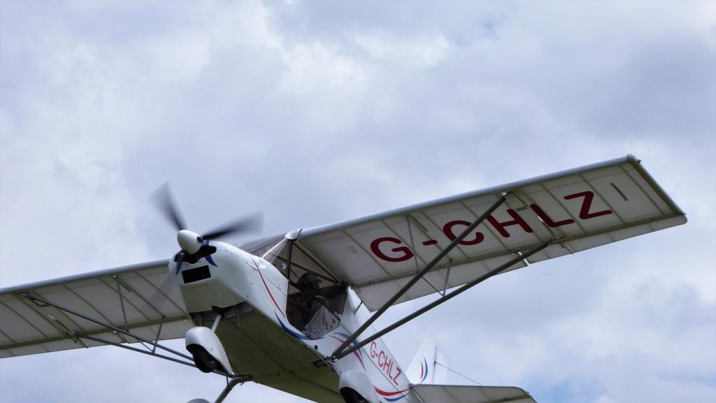 G-CHLZ SKYRANGER SWIFT LS 912
