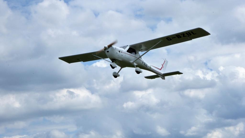 G-BZUL JABIRU UL-450