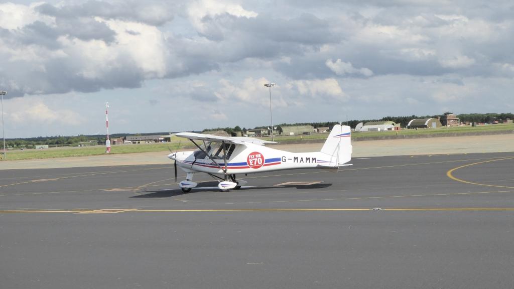 G-MAMM C42A RAF Marham