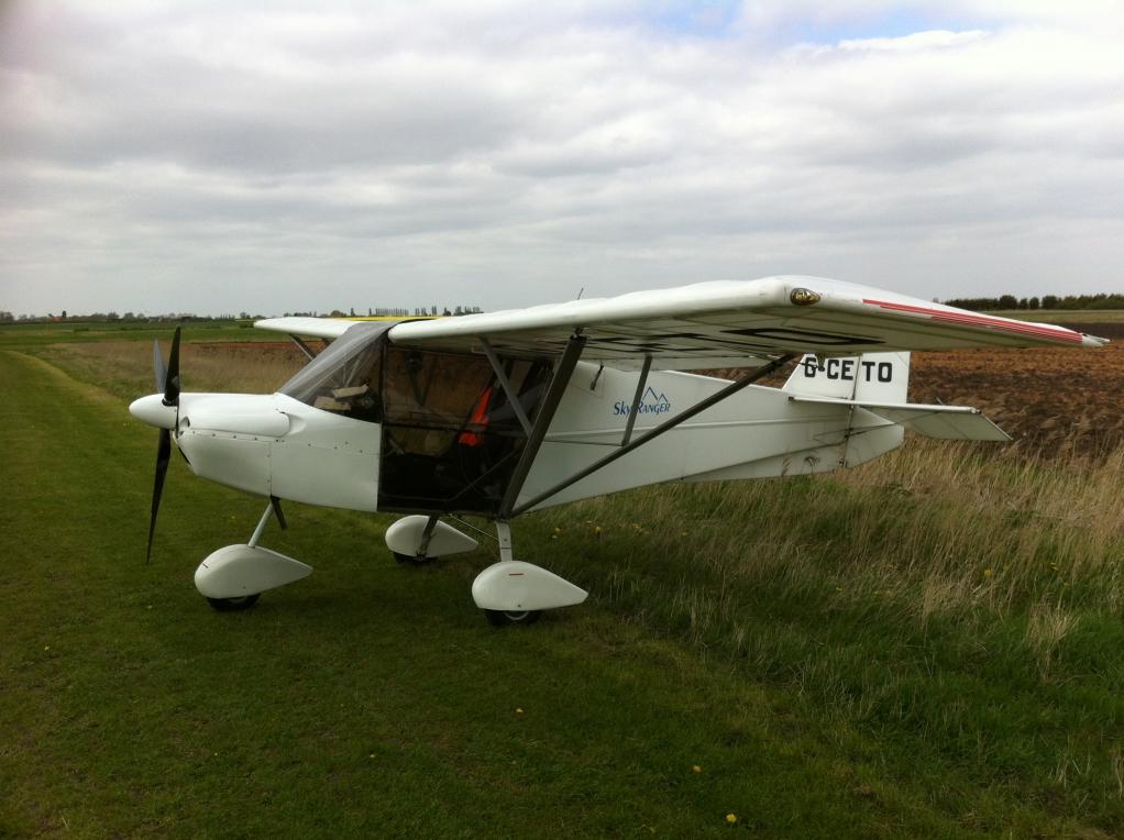 G-CETO SKYRANGER SWIFT