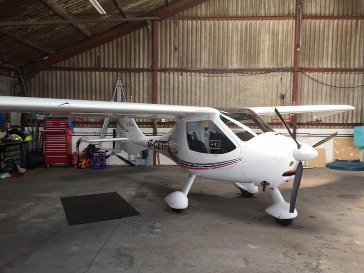 G-CETF Flight Design CTSW