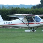 G-NSBB Ikarus C42