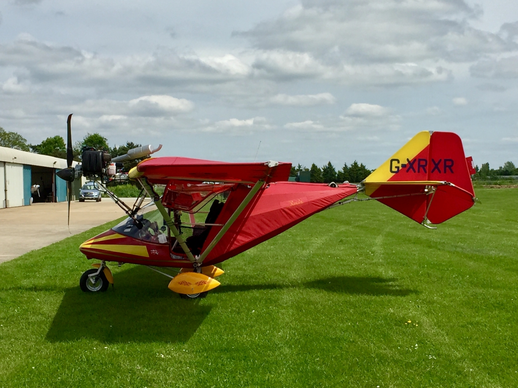G-XRXR XAIR 582