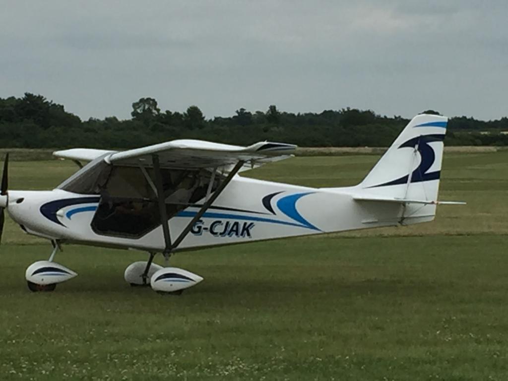 Skyranger Nynja 912S G-CJAK