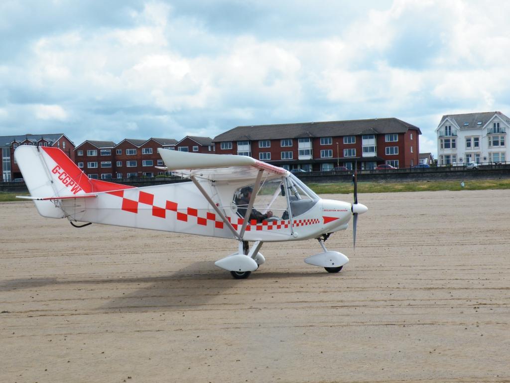 X'Air Hawk G-CGPW