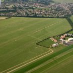 Newmarket Race track